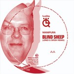 MANIPURA - Blind Sheep EP (Front Cover)