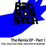 Jump Up Get Hype Remix EP