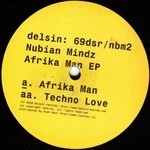 NUBIAN MINDZ - Afrika Man EP (Front Cover)