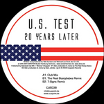 US TEST - 20 Years Later (Front Cover)