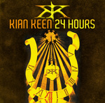KIAN KEEN - 24 Hours (Front Cover)