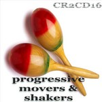 VARIOUS - Progressive Movers & Shakers (Front Cover)