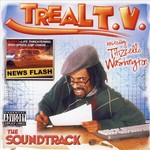 VARIOUS - The Treal TV Soundtrack (Front Cover)