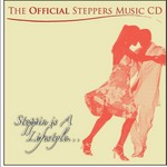 VARIOUS - The Official Steppers Music CD (Front Cover)