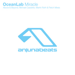 OCEANLAB - Miracle (Front Cover)