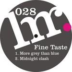 More Gray Than Blue