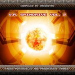 VARIOUS - Spindrive Vol 2 (Front Cover)