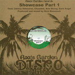 VARIOUS - Roots Garden Records Showcase (Part 1) (Front Cover)