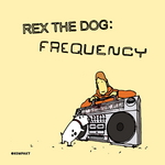 REX THE DOG - Frequency (Front Cover)