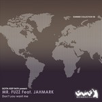 MR FUZZ feat JAHMARK - Don't You Want Me (Front Cover)