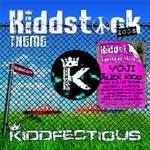 KIDD, Alex vs KIDD KAOS - Kiddfectious 003 (Front Cover)