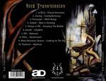VARIOUS - Acid Transmition (Back Cover)