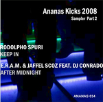 Ananas Kicks Sampler Part 2