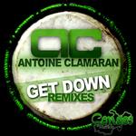 CLAMARAN, Antoine - Get Down (Front Cover)