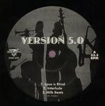 HOLDER, Nick - VERSION 5.0 (Front Cover)