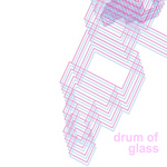 MONOMEN - Drum Of Glass (single) (Front Cover)