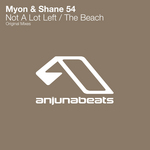 MYON/SHANE 54 - Not A Lot Left (Front Cover)