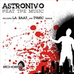 ASTRONIVO - Heat The Music EP (Front Cover)