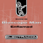 BIOSCOPE MAN - Enflamed (Front Cover)