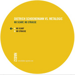 SCHOENEMANN, Dietrich vs METALOGIC - No Scarf No Strasse (Front Cover)