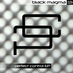 BLACK MAGMA - Pefect Control EP (Front Cover)