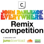 DAHLBACK, John - Everywhere (Remix Parts - Competition Closed) (Front Cover)