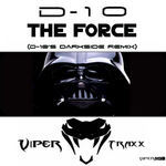 D10 - The Force (Back Cover)