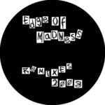 DJ LUNA C - Edge Of Madness (remixes 2008) (Front Cover)