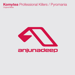 KOMYTEA - Professional Killers (Front Cover)
