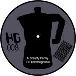 KRAFFMAN, Eric/ALVARO GARFUNK - Steady Penny (Front Cover)