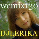 VARIOUS - Wemix 130 - Russia Minimal Tech House (Front Cover)