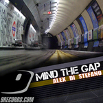 DI STEFANO, Alex - Mind The Gap (Front Cover)