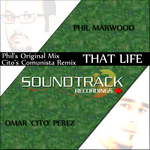 MARWOOD, Phil - That Life (Back Cover)