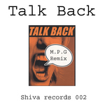 PJTO, Michael - Talk Back (Front Cover)