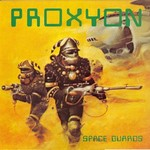 PROXYON - Space Guards (Front Cover)