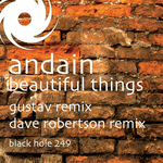 ANDAIN - Beautiful Things (Front Cover)