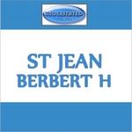 ST JEAN - Berbert H (Front Cover)