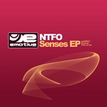 NTFO - Senses EP (Front Cover)