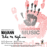Take Me High (remixes)