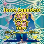 SAUNDERS, Jesse - On & On 2009 (Silver Anniversary remixes) (Front Cover)
