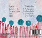 LINE - Hearts (Back Cover)