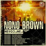 BROWN, Nono - New Corner EP (Front Cover)