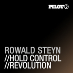 STEYN, Rowald - Hold Control (Front Cover)