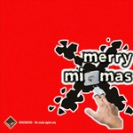 VARIOUS - Merry Mixmas (Front Cover)