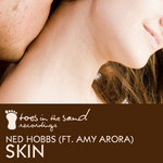 HOBBS, Ned feat AMY ARORA - Skin (Back Cover)