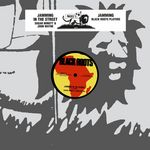 SUGAR MINOTT/JOHN WAYNE/BLACK ROOTS PLAYER - Jamming In The Steet (Front Cover)