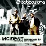 INCIDENT - Shredder EP (Front Cover)
