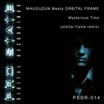 MAUGUZUN meets ORBITAL FRAME - Mysterious Time (Front Cover)