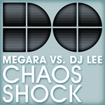 MEGARA vs DJ LEE - Chaos (Front Cover)