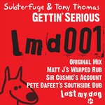 SUBTERFUGE/TONY THOMAS - Gettin' Serious (Front Cover)